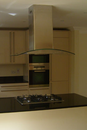 New designed kitchen
